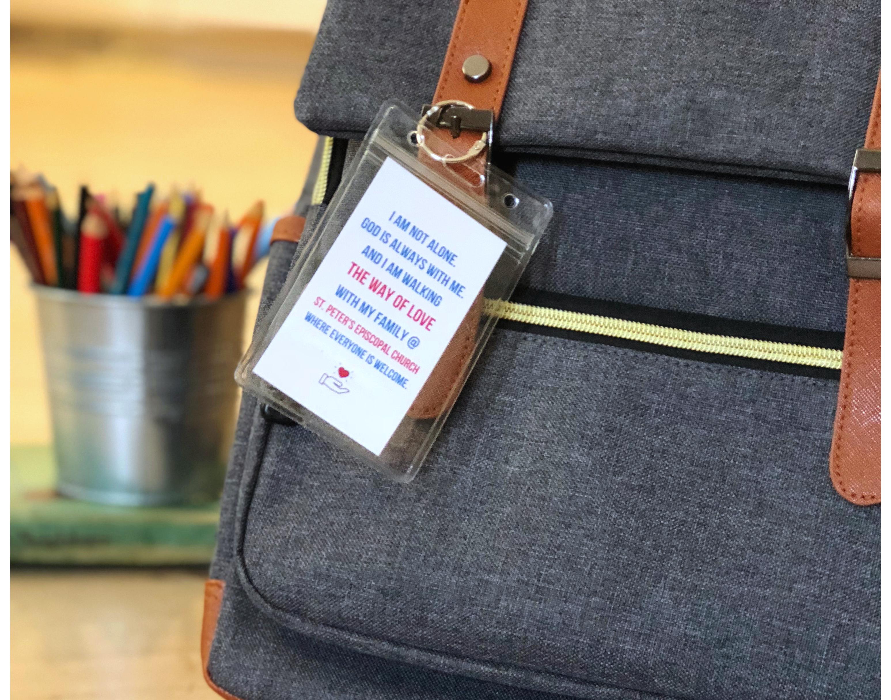 backpack tag back