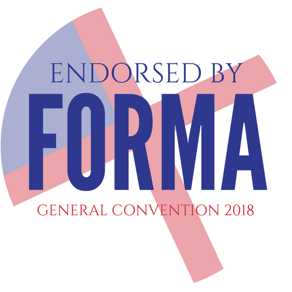 General Convention Endorsement